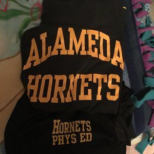 Alameda High and Lincoln Middle School Swag